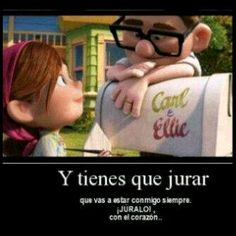 Up best movie ever frases amor jurar amor eterno