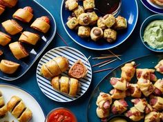 New Takes on Pigs in Blankets