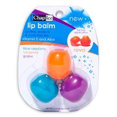 chap-ice® revo™ lip balm trio - style   Five Below