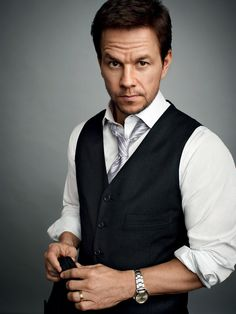 Mark Wahlberg - Peggy Sirota Photoshoot 2014 for GQ