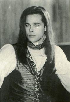 Brad Pitt - Interview with a Vampire