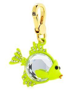 Gem Fish Charm Juicy Couture