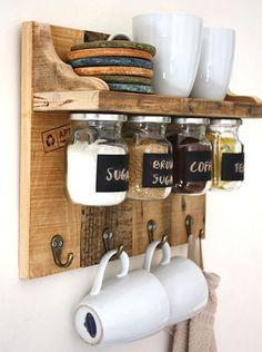 Decoração de cozinha em imóvel alugado - Coisas da Léia