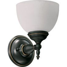 View the Quorum International Q5435-1 Traditional / Classic Reversible Wall Sconce from the Ashton Collection at LightingDirect.com.
