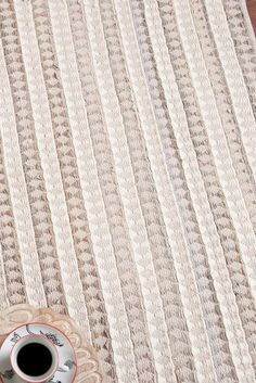 Living room rugs - Buy handwoven wool rugs online- The Rug Republic Recycled Denim, Recycled Fabric, Striped Rug, Buy Rugs, Rugs Online, Rugs In Living Room, Fabric Material, Beach Mat, Hand Weaving