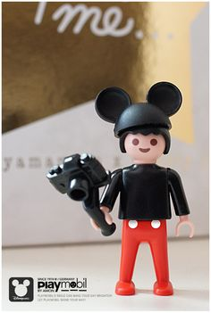 Playmobil MICKY / photobyamon