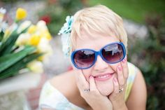 New free stock photo of person sunglasses woman