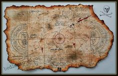 Hey, I found this really awesome Etsy listing at https://www.etsy.com/listing/240268529/goonies-treasure-map-print:
