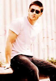 Jensen Ackles it was hard to choose where to put you sir guys or yummy cuz you are so both!!!