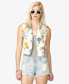 Floral Jacket Forever 21