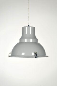 Best Artikel Werkelijk fantastisch mooi afgewerkte industrie hanglamp Een aluminium er jaren lamp stoer