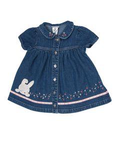 6-9 Months Denim Dress