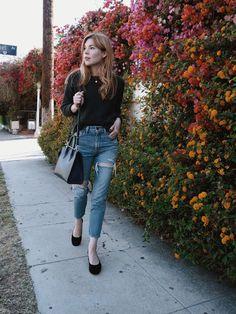 muito jovem corça pequena | LA Fashion + Lifestyle Blogger: roupas