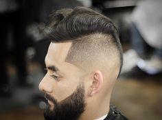 Haircut by m.r.k.thebarber http://ift.tt/21PfkOJ #menshair #menshairstyles #menshaircuts #hairstylesformen #coolhaircuts #coolhairstyles #haircuts #hairstyles #barbers
