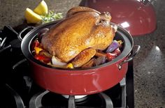 How to use a Stove Top Smoker  (Nordic Ware Stovetop Kettle Smoker pictured) #smokers #food #tips