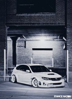 SUBARU WRX STI - mine won't look this beautiful because it's gotta be ready to road trip -__-