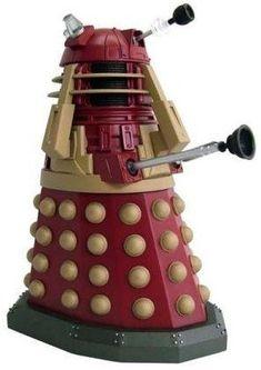 Doctor Who Series 4 Supreme Dalek Action Figure @ niftywarehouse.com #NiftyWarehouse #DoctorWho #DrWho #Whovians #SciFi #ScienceFiction #BBC #Show #TV