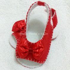 Sapato branco perolado luxo(Noivas) (batizados) no Elo7
