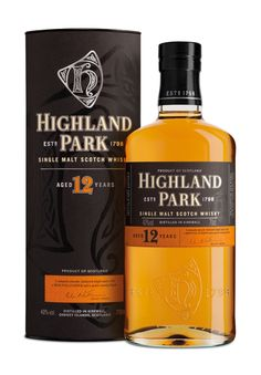 (B+) Highland Park 12 (Highlands / Orkney): On the nose, floral and sweet honeyed scents with a touch of fruits. On the palate, malty and oaky with hints of smoke, fruit, and floral peat. Finish is soft and smoky. A lovely little whisky and a fantastic primer to the distillery's offerings.