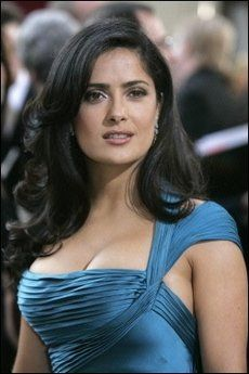 Salma Hayek is a beautiful Mexican actress who has been nominated for an Academy Award. She also directs and produces movies and TV shows. Her...