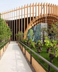 XTU architects, Andrea Bosio · French Pavilion - Expo Milano 2015 · Divisare