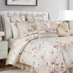 Floral Comforter, Beige Bedding, Lace Bedding, Vintage Bedding, Most Comfortable Sheets, Online Bedding Stores, California King Bedding, Affordable Bedding, Unique Bedding