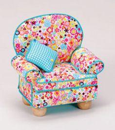 Pin Cushion Chair: pin cushions: pins & needles: sewing: Shop | Joann.com
