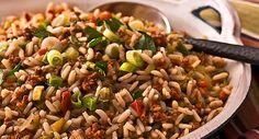 Zatarain's® Andouille Dirty Rice