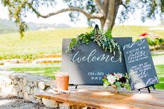 Wedding Signage, Rustic Wedding, Dream Wedding, Wedding Day, Wedding Things, Sequin Wedding, Wedding Welcome Signs, Wine Parties, Vintage Glam