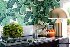 Top interior stylist Steve Cordony shares his new home office