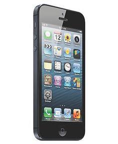 "Apple iPhone 5 16GB Black GSM \""Factory Unlocked\"" 4G LTE SmartPhone | eBay"