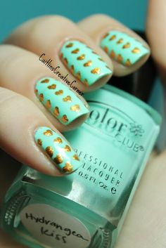 Pretty Nails - by CaitlinsCreativeCorner. See more at https://www.nailsss.com