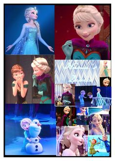 """""""Open Elsa Wallpaper- Joy"""" by disney-everything ❤ liked on Polyvore"""