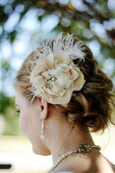 The fascinator I want