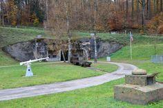 Maginot Line Simserhof France
