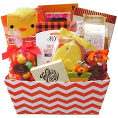 Easter treats gift basket easter gift baskets pinterest buy today our fun easter gift baskets for kids of all ages our easter gift baskets are filled with premium sweets and treats godiva lindt negle Gallery