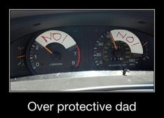 reminds me of my dad...he would STILL do this if he saw this pin =D