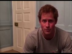 Prince Harry reveals secret in support of Aids charity ''Feel No Shame Campaign'' - Awesome, Honesty.