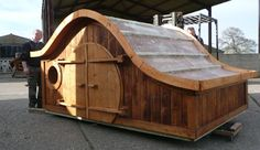Hobbit House - Enchanted Creations Playhouses & Treehouses