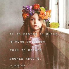 """If we only understood how vulnerable the mind of the young child is to trauma and to love. Chapter 13 """"The Biology of Bonding"""" www.TheWorthyWoman.com"""
