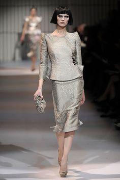 Armani Privé Spring 2009 Couture