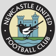 Newcastle United Football Club - England (Old logo)