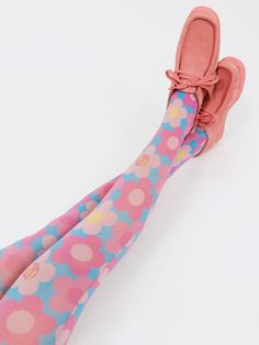 Lazy Oaf Oops a Daisy Tights