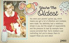 Can These Random Questions Guess Your Birth Order? WOW! They actually got it right!