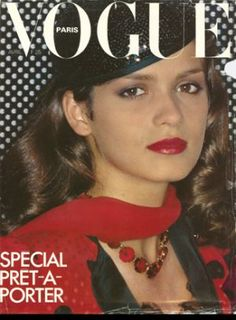 Vintage Vogue magazine covers - mylusciouslife.com - Vintage Vogue Paris April 1979 - Gia Carangi.jpg