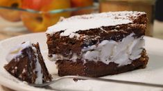 Čokoládový koláč ze 2 ingrediencí