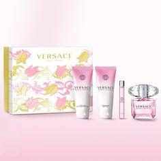 Versace Bright Crystal Spring Set #VonMaur