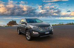 Hyundai 2015 Santa Fe | Hyundai Santa Fe - Refreshed Hyundai Santa Fe rolls in | GoAuto