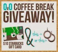 2 days left to enter!   #Starbucks #OrigamiOwl #Win #Free #Blogger #Rafflecopter #Sweepstake