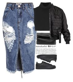 J'contrôle la nezo. by bangtanfuck on Polyvore featuring polyvore, moda, style, Victoria Beckham, OneTeaspoon, adidas Originals, Givenchy, fashion and clothing
